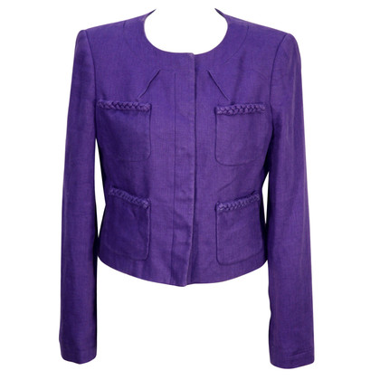Hobbs Jacket in purple