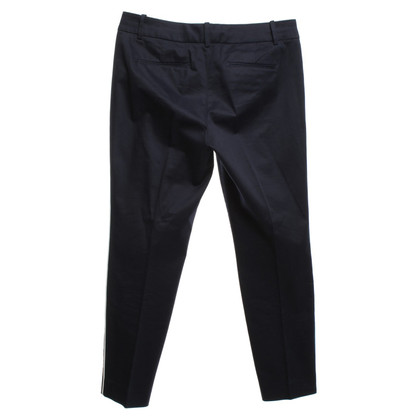 J. Crew trousers with white piping