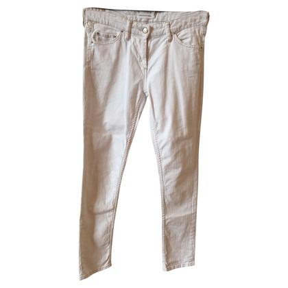 Isabel Marant Etoile Jeans in bianco