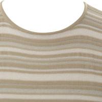 Armani Collezioni Fijn gebreid shirt