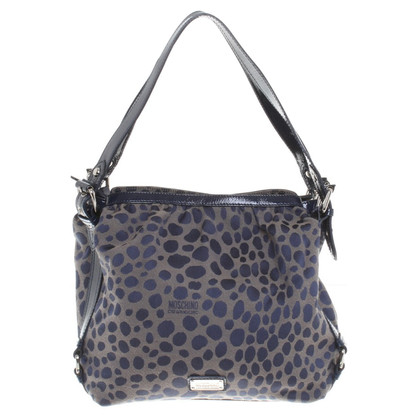 Moschino Handbag in animal look