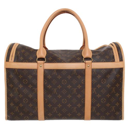 in vendita a9010 87dc7 Louis Vuitton Borsa da viaggio in Tela in Marrone - Second ...