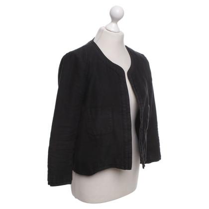 Comptoir des Cotonniers Short jacket with linen share
