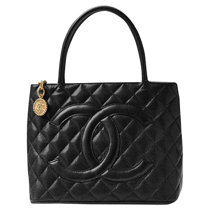 "Chanel ""Medallion Tote"""