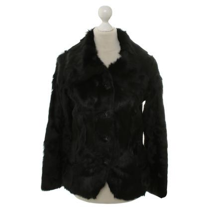 Dimitri Blazer made of real fur