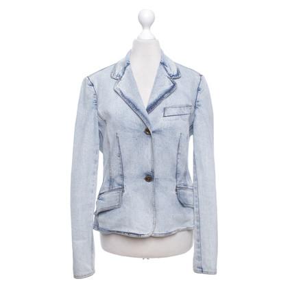 D&G Jeansblazer in light blue
