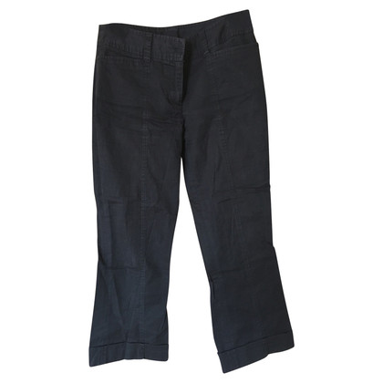 D&G Zwarte katoenen broek