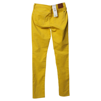 Calvin Klein Corduroy pants in yellow