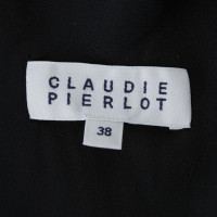 Claudie Pierlot Jurk in donkerblauw