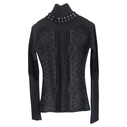 Givenchy Turtlenecks with chain detail