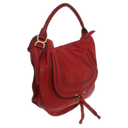 "Chloé ""Marcie Bag"" in rosso"