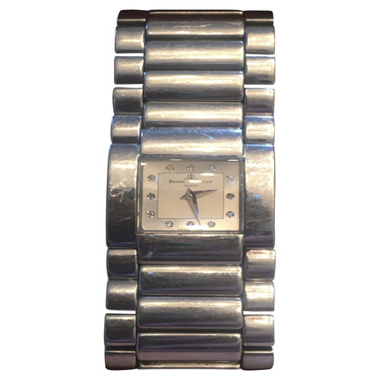 Baume & Mercier Wristwatch with diamonds