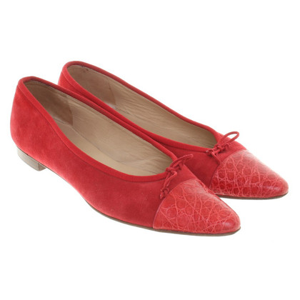 Unützer Ballerinas in Red