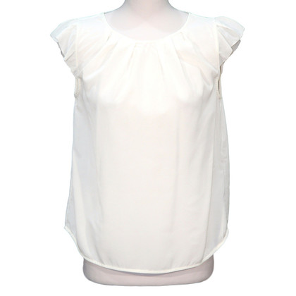 Hobbs Hobbs blouse in white