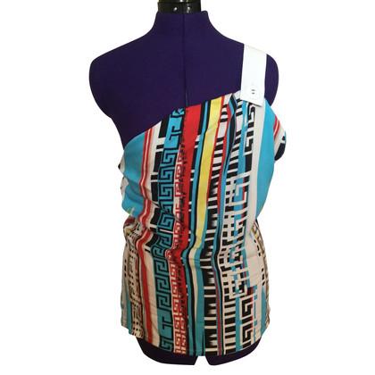 Versace Top met patroon