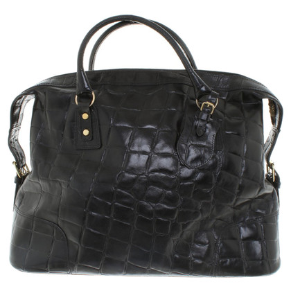 Mulberry Travel bag in black