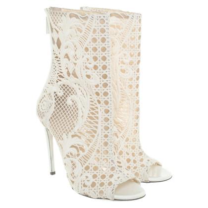 Balmain Sandals in cream