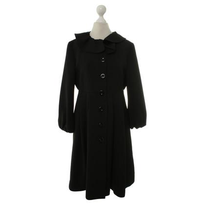 Moschino Mantel aus Wolle