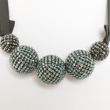 Swarovski Chain with ball application