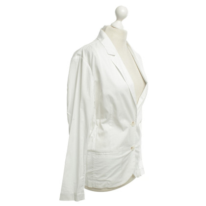 MM6 by Maison Margiela Blazer in bianco