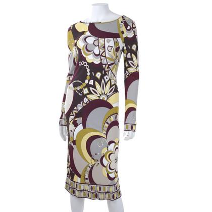 Emilio Pucci jersey jurk