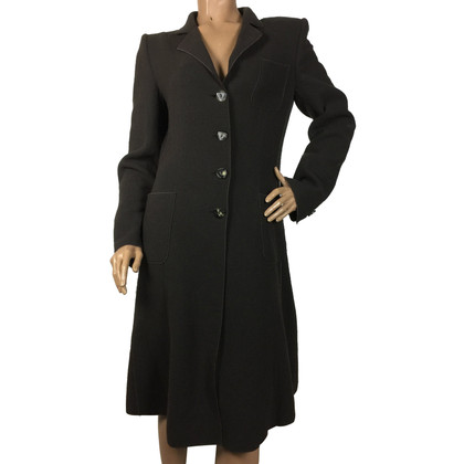 Armani Collezioni wool coat