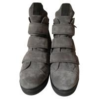 Prada Sneaker-Wedges