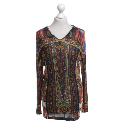 Etro Shirt mit Muster