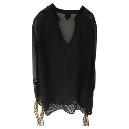 Just Cavalli Tunic with details in leopard look