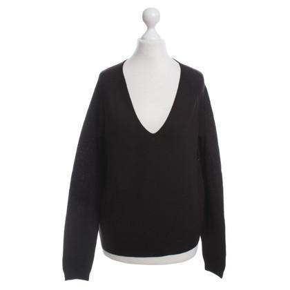 Max Mara Scollo a v maglione di lana
