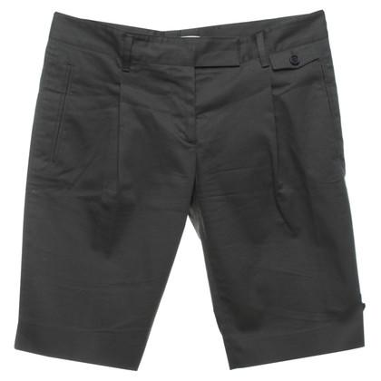 Prada Shorts di ulivo