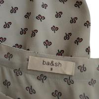 Bash Robe « Terry » avec motif