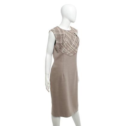 Escada New wool dress