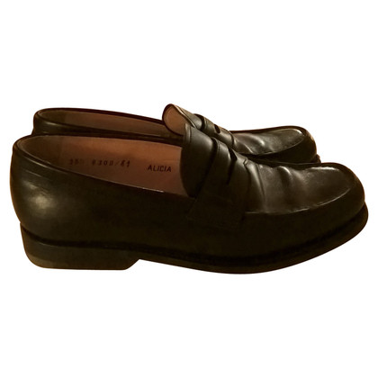 Church's Black moccasin