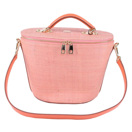 Dolce & Gabbana Handtasche in Orange/Pink