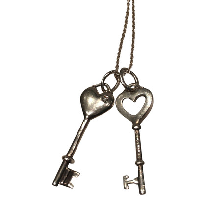 Tiffany & Co. Necklace with keys