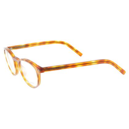 Saint Laurent Glasses in brown