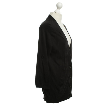 Vince Strickjacke in Schwarz