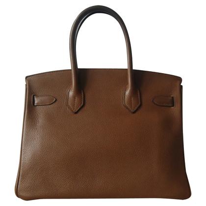"""Hermès """"Birkin Bag 30 Alezán"""""""