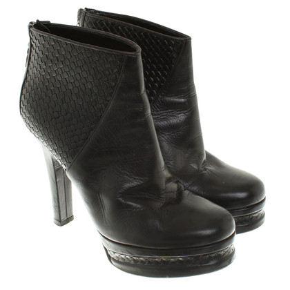 Other Designer Stephane Kelian - Ankle boots in black