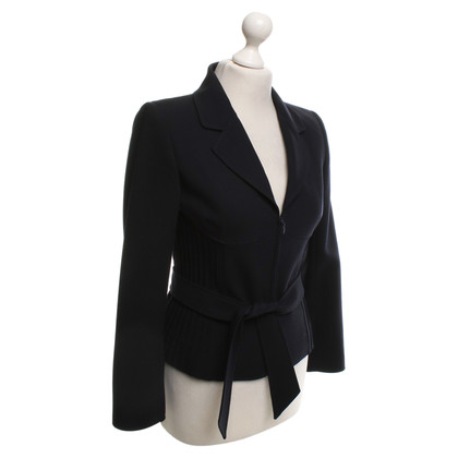 Valentino Blazer in Dark Blue