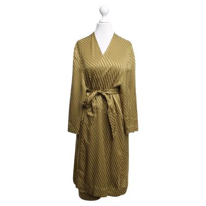 Ganni Kimono in Hellgrün