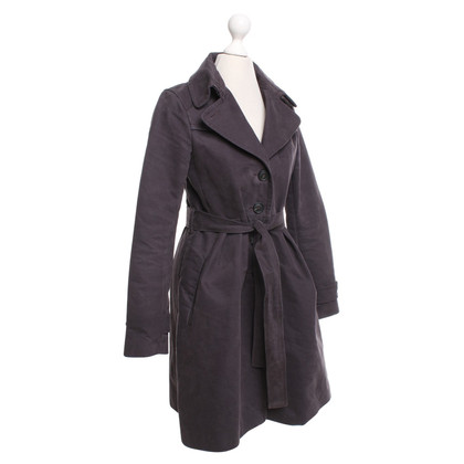 Comptoir des Cotonniers Trench coat in purple