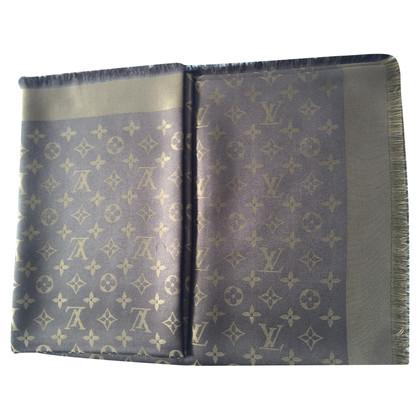 Louis Vuitton Monogramma-splendere stoffa marrone