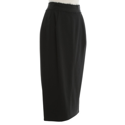 Iceberg skirt in black