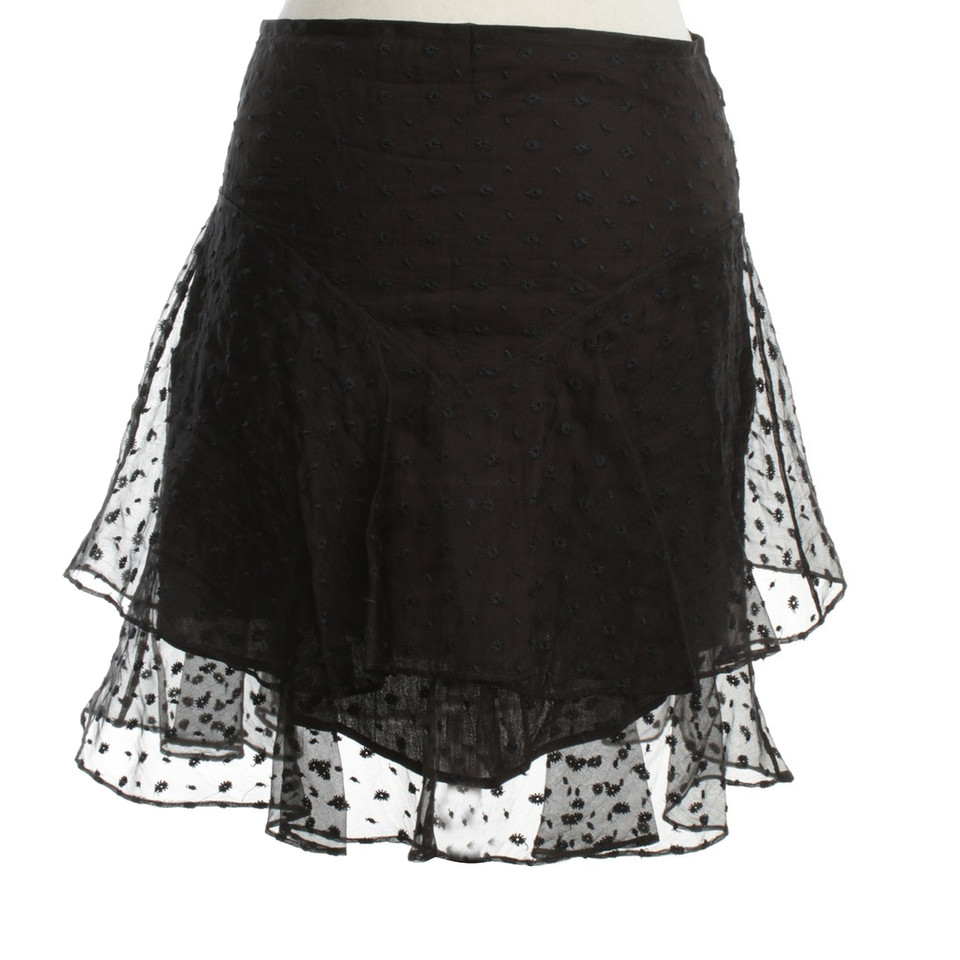 Isabel Marant Mini skirt with flounces