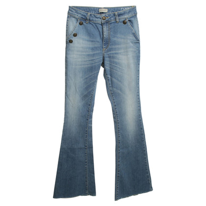 Hunky Dory Jeans in Blue