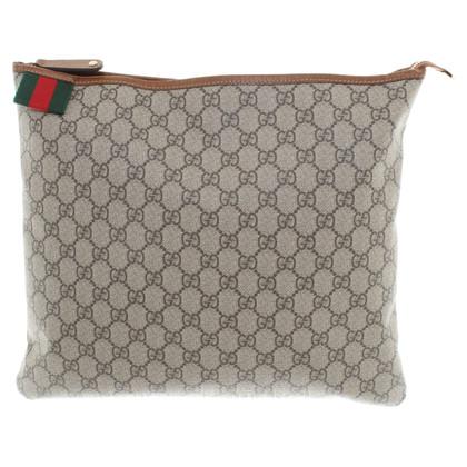 Gucci Schoudertas met Guccisima patronen