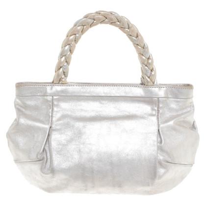 Furla Zilveren handtas