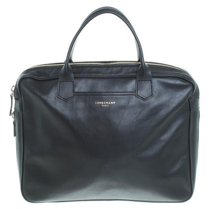 Longchamp Black Business bag